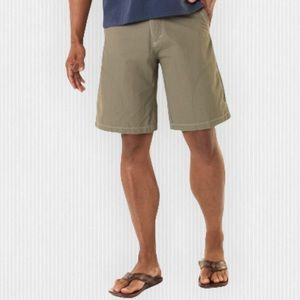 Kuhl Cotton Nylon Beige Shorts Men's 38